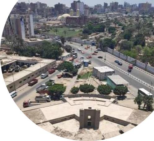 Ismailia Square Renovation